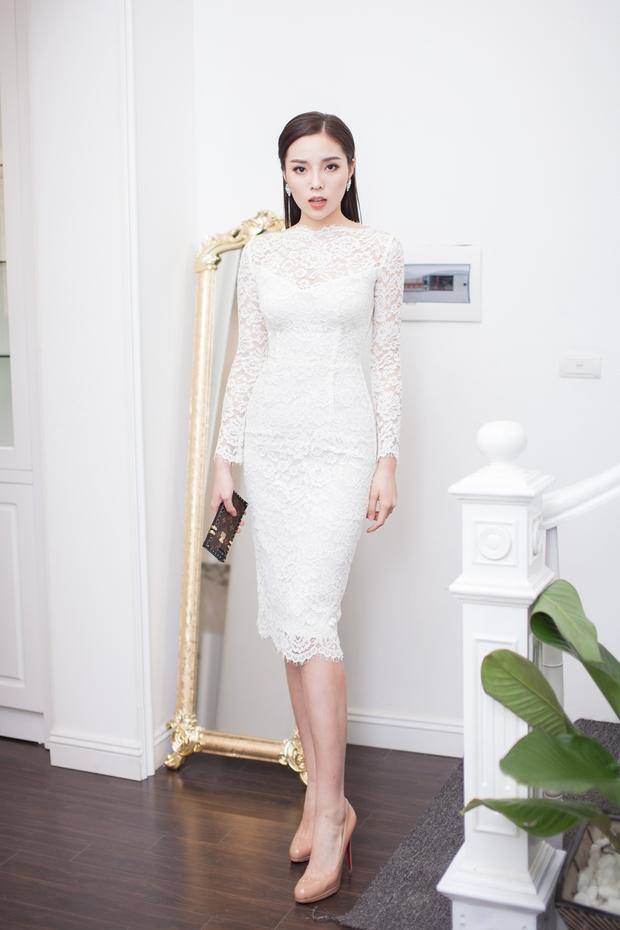 Ở ẩn sau hàng loạt scandal, Hoa hậu Kỳ Duyên cũng đã xuất hiện tại sự kiện!  - Ảnh 7.