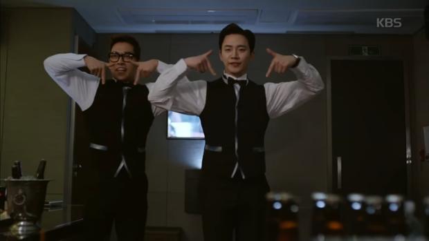 """""""Sếp Kim"""" khép lại cùng màn cover TT của Nam Goong Min và Jun Ho - Ảnh 11."""