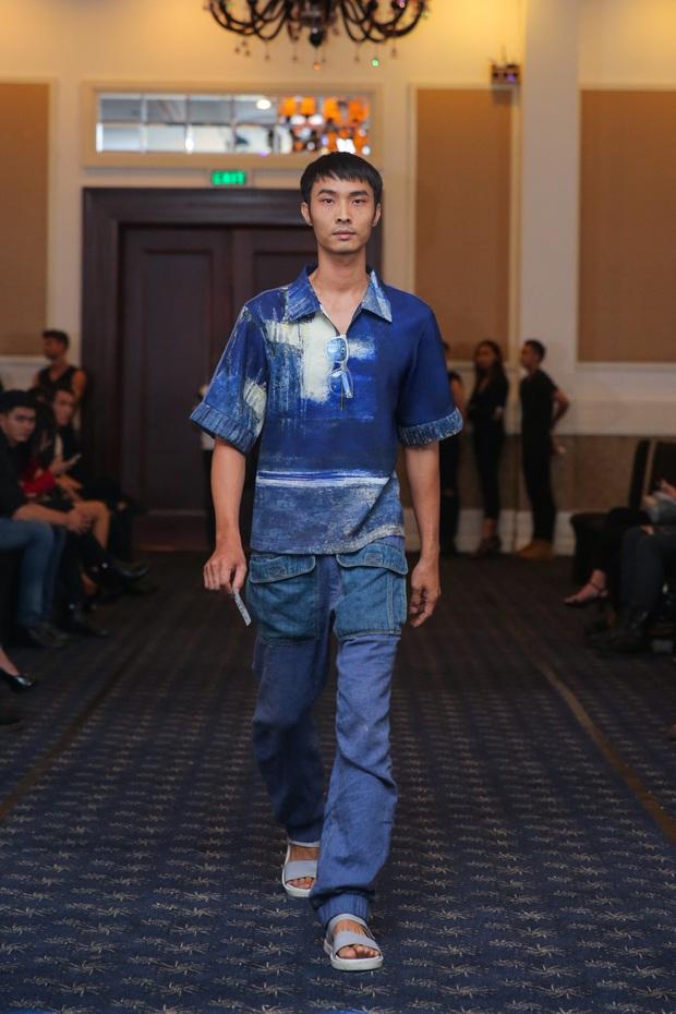 Hoàng Thùy nổi bật với tóc màu cam làm giám khảo casting Vietnam International Fashion Week Xuân/Hè 2017 - Ảnh 13.