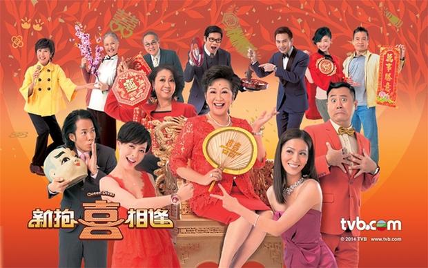 """Muôn kiểu mẹ chồng - nàng dâu """"dở khóc dở cười"""" trên màn ảnh TVB - Ảnh 11."""