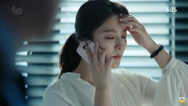 """""""Whisper"""": Đây là cách Lee Bo Young khiến Lee Sang Yoon ngậm miệng - Ảnh 8."""