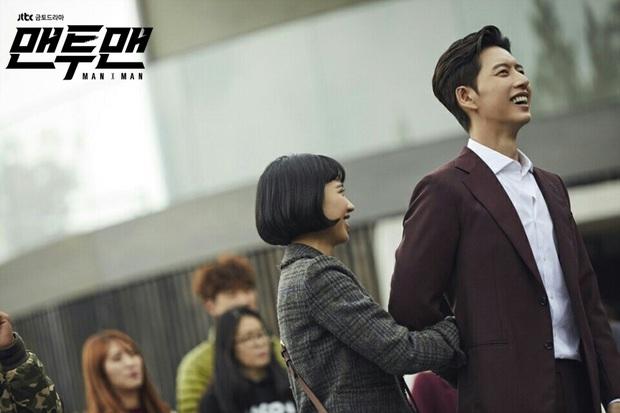 Các chị em phải xem ngay Man to Man vì anh Park Hae Jin bảnh xuất sắc! - Ảnh 7.