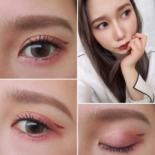 Trong khi bạn còn đang kẻ mắt mèo thì con gái Nhật đã chuyển sang kiểu kẻ mắt siêu đơn giản mà hay ho này - Ảnh 9.
