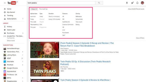 Dùng YouTube thường xuyên nhưng chắc gì bạn đã biết 3 mẹo tìm kiếm đỉnh của đỉnh này - Ảnh 1.