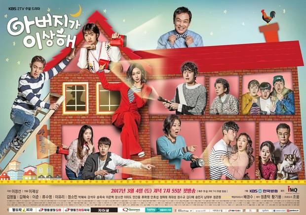 13 phim truyền hình Hàn Quốc có rating cao nhất năm 2017 - Ảnh 12.