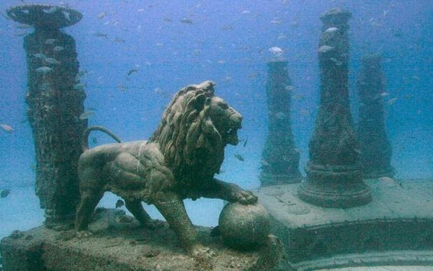 5 bí mật thú vị ẩn sâu dưới lòng Đại Tây Dương: Truyền thuyết về những kho báu chôn vùi hay nền văn minh biến mất - Ảnh 5.