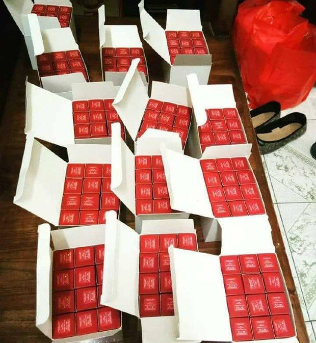 Cảnh báo: Son Nars vỏ đỏ đình đám cũng đã có hàng fake, nguy cơ bị mua son giả giá thật cao! - Ảnh 6.