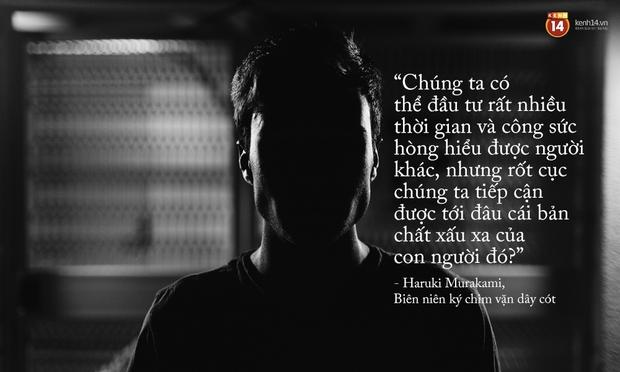 17 câu trích dẫn của Haruki Murakami, là 17 thông điệp chạm đến trái tim về tình yêu, về cuộc đời - Ảnh 23.