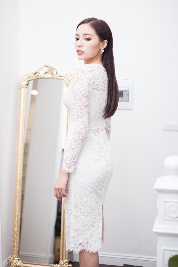 Ở ẩn sau hàng loạt scandal, Hoa hậu Kỳ Duyên cũng đã xuất hiện tại sự kiện!  - Ảnh 6.