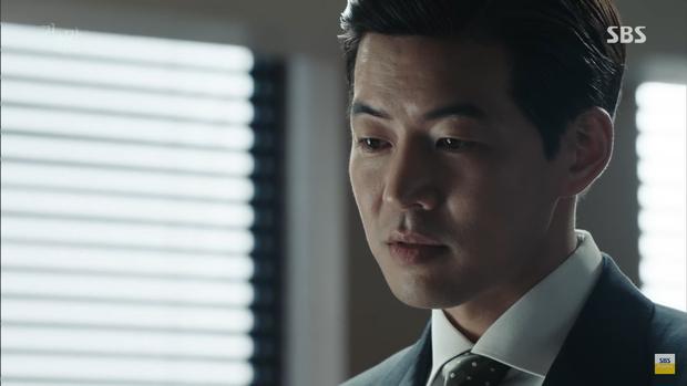 """""""Whisper"""": Đây là cách Lee Bo Young khiến Lee Sang Yoon ngậm miệng - Ảnh 9."""