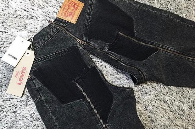 Những lợi ích không tưởng khi mặc quần jeans có phéc-mơ-tuya ở mông - Ảnh 10.