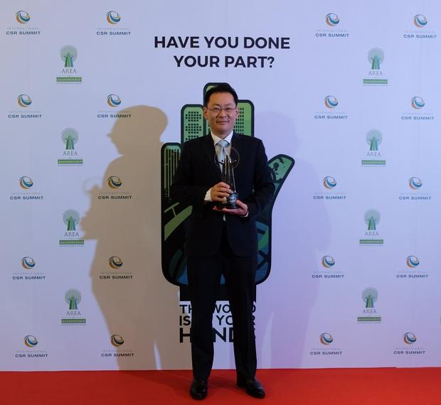 CGV nhận giải thưởng doanh nghiệp trách nhiệm châu Á 2017 - Ảnh 2.