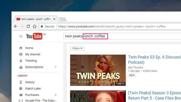 Dùng YouTube thường xuyên nhưng chắc gì bạn đã biết 3 mẹo tìm kiếm đỉnh của đỉnh này - Ảnh 2.