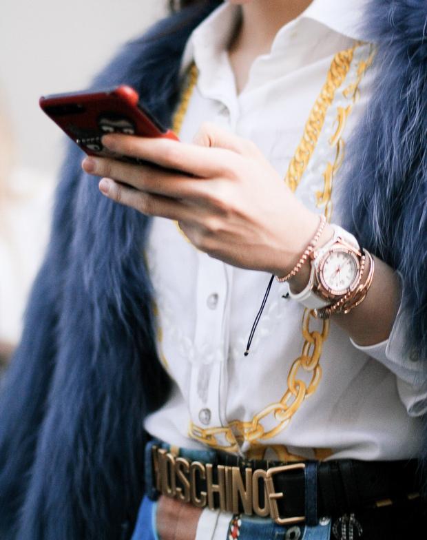 Tới Milan Fashion Week, Kỳ Duyên đầu tư kỹ lưỡng và xuất hiện ngay trên hàng ghế đầu show Moschino - Ảnh 8.