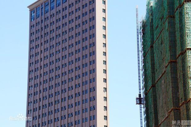 Những tòa nhà mỏng tang như giấy cộp mác Trung Quốc chấp hết các công trình ấn tượng trên thế giới - Ảnh 7.