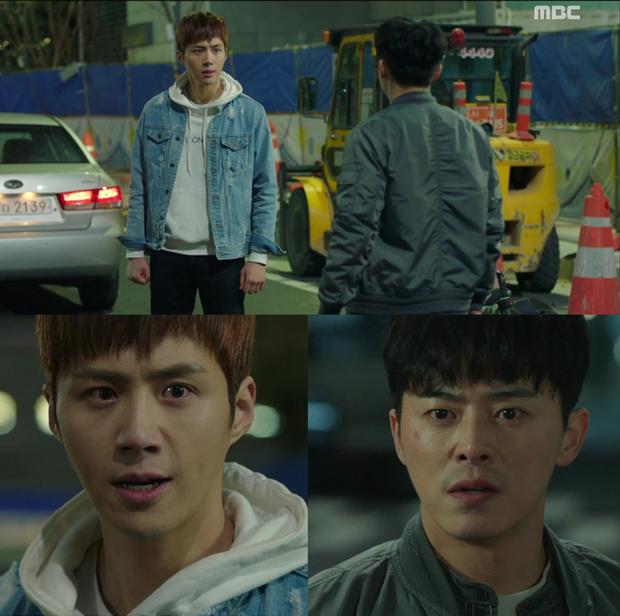 """""""Two Cops"""": Jo Jung Suk, Hyeri may mắn thoát chết trong gang tấc - Ảnh 13."""