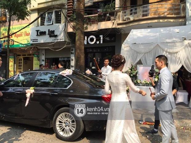 ĐỘC QUYỀN: Tú Linh M.U cực xinh đẹp trong đám cưới - Ảnh 10.