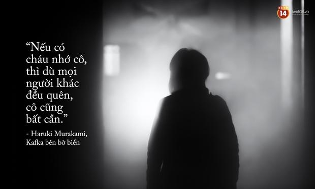 17 câu trích dẫn của Haruki Murakami, là 17 thông điệp chạm đến trái tim về tình yêu, về cuộc đời - Ảnh 25.