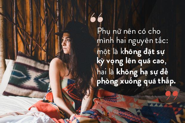 15 chân lý về tình yêu và cuộc sống mà phụ nữ chắc chắn phải biết để sống rực rỡ như những đóa hoa - Ảnh 25.
