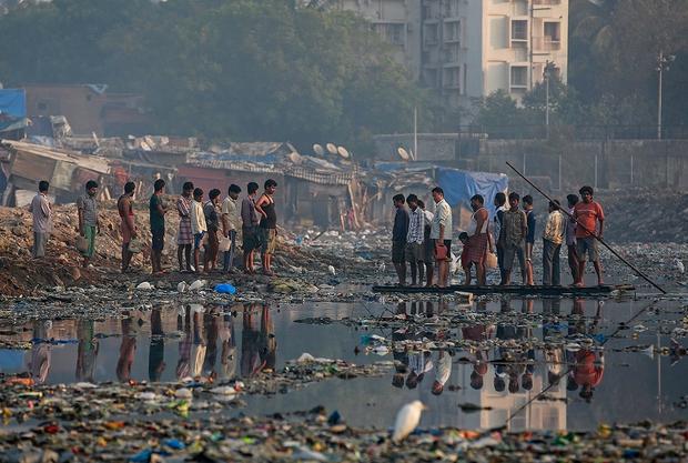 Ngày Nước thế giới, nhìn lại những bức hình ám ảnh về thực trạng khan hiếm nước trên toàn thế giới - Ảnh 13.