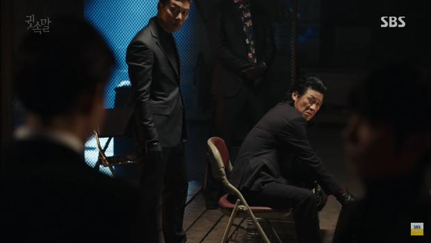 """""""Whisper"""": Đây là cách Lee Bo Young khiến Lee Sang Yoon ngậm miệng - Ảnh 15."""