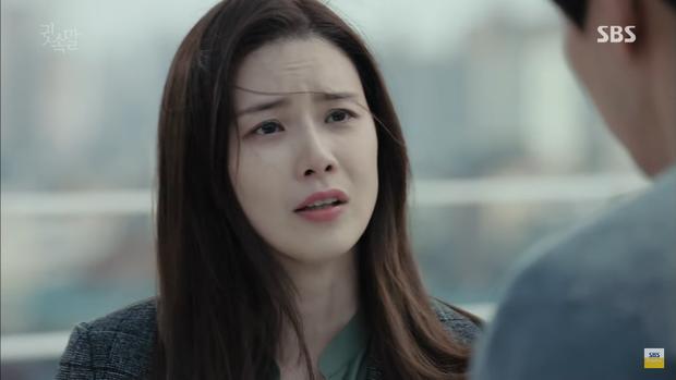 """""""Whisper"""": Bị tố chăn gối với Lee Sang Yoon, Lee Bo Young đáp trả xuất sắc - Ảnh 17."""