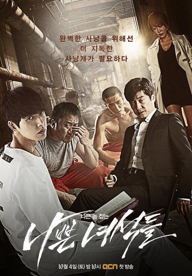 9 phim hình sự, trinh thám xứ Hàn mà bạn không thể bỏ qua - Ảnh 16.