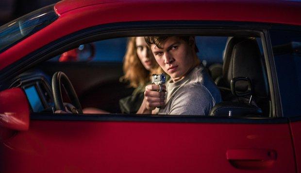 Ansel Elgort và Lily James - Hai bé cưng đáng yêu của siêu phẩm Baby Driver - Ảnh 13.