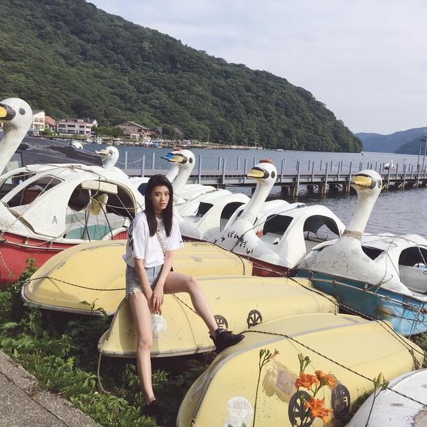 Liu Wen, Sui He, Ming Xi, Xiao Wen Ju: 4 chân dài Victoria's Secret châu Á hóa ra cùng sở hữu style hè đẹp xuất sắc - Ảnh 17.