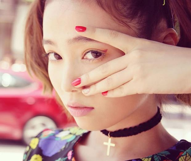 Trong khi bạn còn đang kẻ mắt mèo thì con gái Nhật đã chuyển sang kiểu kẻ mắt siêu đơn giản mà hay ho này - Ảnh 11.