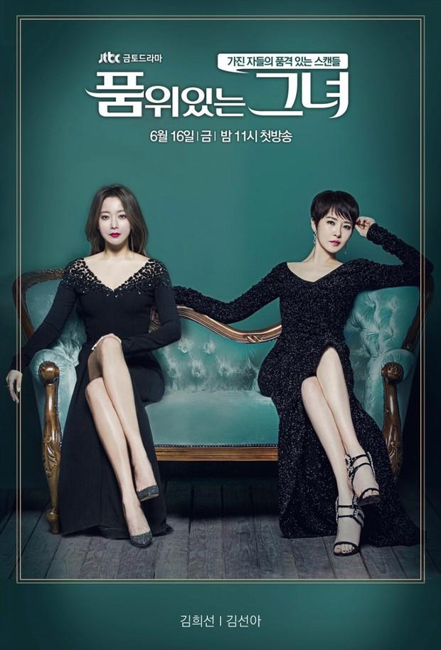 13 phim truyền hình Hàn Quốc có rating cao nhất năm 2017 - Ảnh 1.