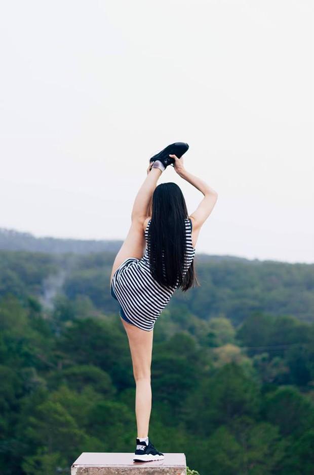 Bộ ảnh Xoạc chân everywhere siêu chất của 9x Nha Trang: Không phải cứ muốn là chụp được - Ảnh 6.