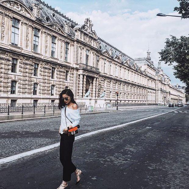 Hoa hậu Kỳ Duyên chi hơn 40 triệu đồng chỉ cho... ốp điện thoại Louis Vuitton - Ảnh 11.