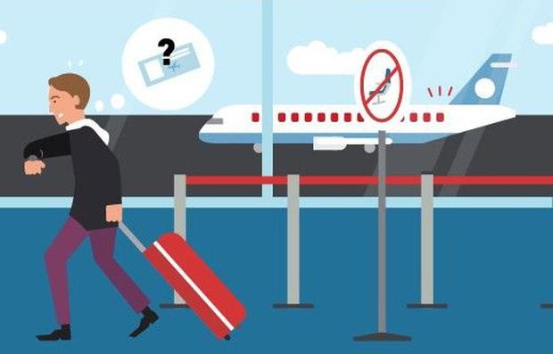 Hiểu đúng về vé Overbook và cách để không bị mời ra khỏi chuyến bay theo kiểu không mong muốn - Ảnh 3.