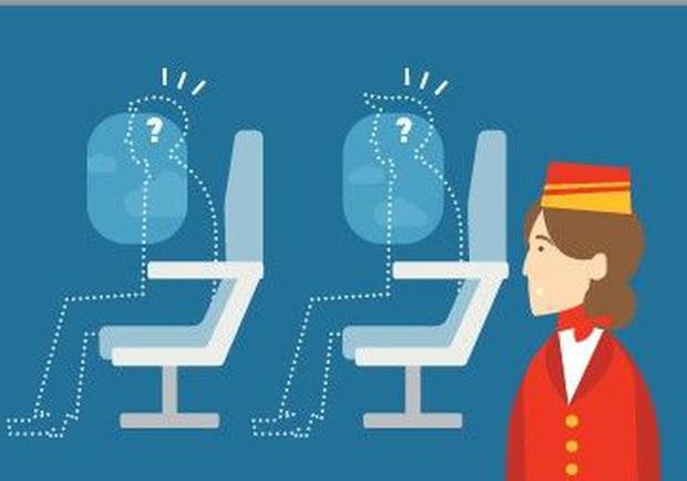 Hiểu đúng về vé Overbook và cách để không bị mời ra khỏi chuyến bay theo kiểu không mong muốn - Ảnh 2.