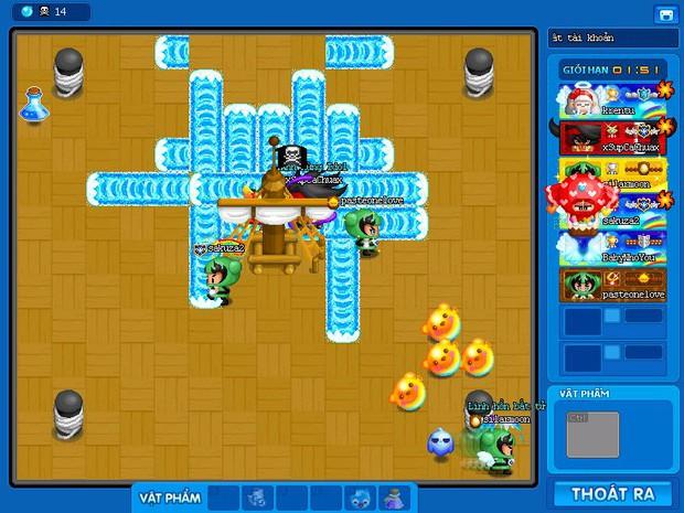 Tựa game Boom online gắn liền với tuổi thơ sắp đóng cửa sau 10 năm gắn bó game thủ Việt - Ảnh 5.
