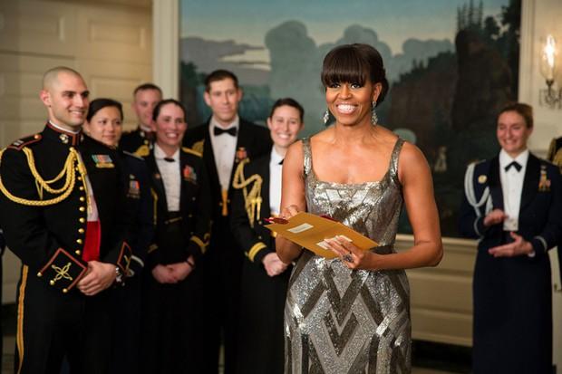 Dù phải chia tay thế nhưng người ta sẽ mãi nhớ về bà Michelle Obama với 30 hình ảnh này - Ảnh 27.