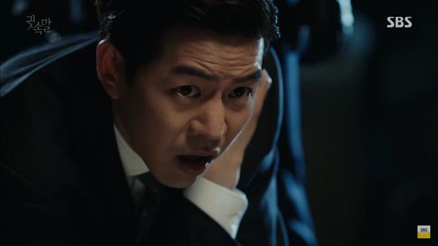 """""""Whisper"""": Đây là cách Lee Bo Young khiến Lee Sang Yoon ngậm miệng - Ảnh 16."""