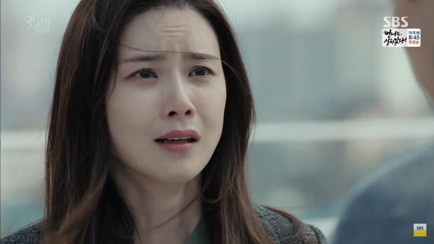 """""""Whisper"""": Bị tố chăn gối với Lee Sang Yoon, Lee Bo Young đáp trả xuất sắc - Ảnh 18."""