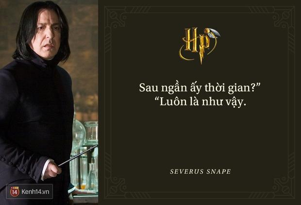 Đã 2 thập kỷ nhưng fan Harry Potter vẫn luôn nằm lòng những trích dẫn cùng mình lớn lên trong từng trang sách! - Ảnh 27.