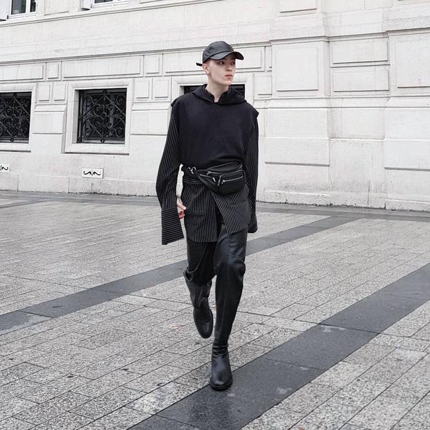 Kelbin Lei tiếp tục được thương hiệu đình đám Vetements lăng xê trên Instagram - Ảnh 12.