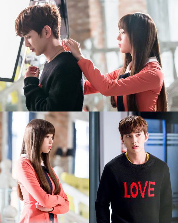 5 người tình màn ảnh của Yoo Seung Ho: Người đẹp nhất lại gây ngán ngẩm nhiều nhất - Ảnh 12.