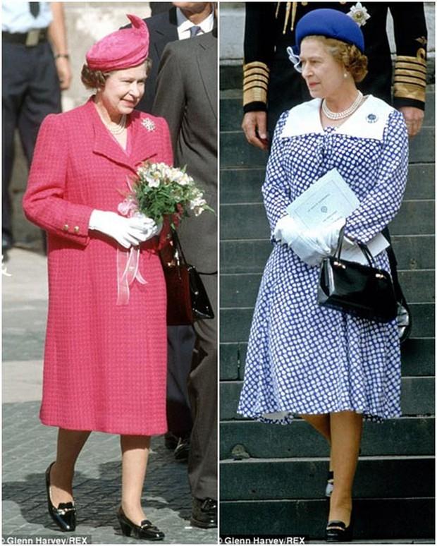 1403923975 4 1493405272482 - Bí mật quanh đôi giày 50 năm tuổi vẫn đi tốt của Nữ hoàng Anh