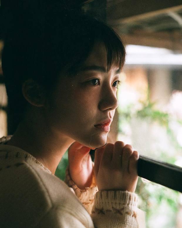 Cô bạn Hàn Quốc với nụ cười má lúm làm xiêu lòng mọi chàng trai - Ảnh 7.