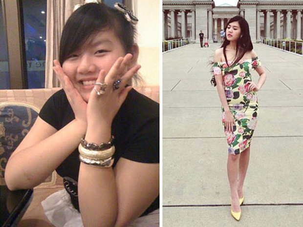 Đang khuấy đảo Instagram Hội con nhà giàu Việt Nam: tiểu thư con nhà buôn siêu xe, lột xác từ 96kg - Ảnh 6.