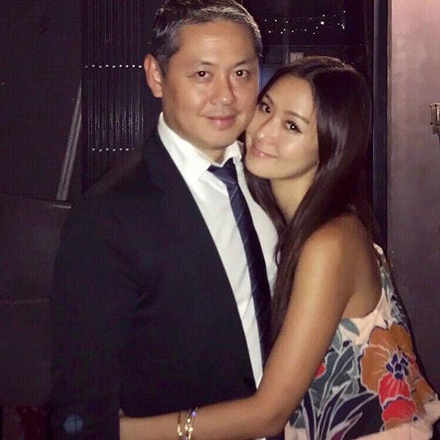 40 tuổi, tiểu thư giàu nhất nhì Đài Loan vẫn xinh đẹp và cực sang chảnh - Ảnh 12.