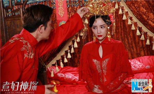 9 bộ phim giúp giới giải trí Hoa Ngữ có được những cặp đôi phim giả tình thật - Ảnh 30.