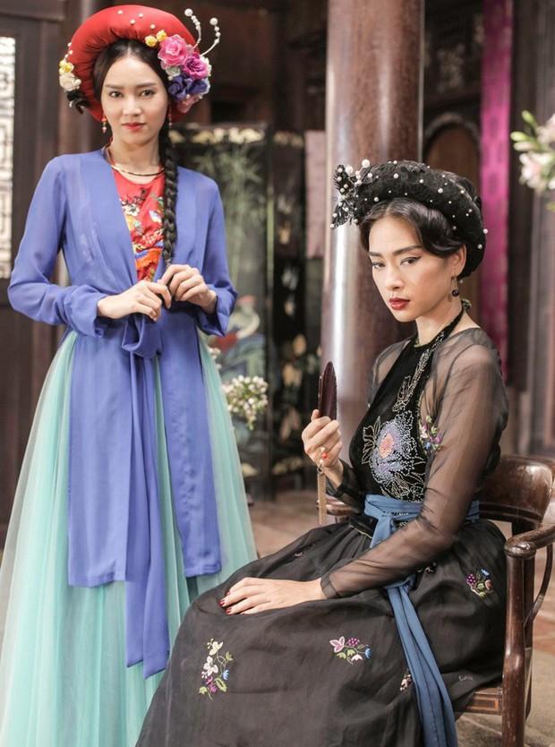 Phim Việt bây giờ không chỉ đẹp ở bối cảnh, mà phải đẹp đến từng chiếc quần, chiếc áo! - Ảnh 3.