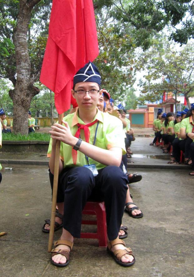 Bản lĩnh nhà vô địch Olympia Phan Đăng Nhật Minh: Học xong chương trình lớp 11 từ cuối cấp 2 - Ảnh 1.