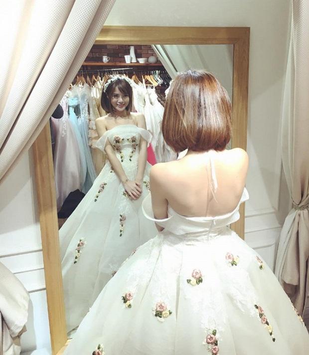Chụp ảnh cưới ở Đà Lạt, hot girl Tú Linh sắp theo chồng bỏ cuộc chơi? - Ảnh 5.